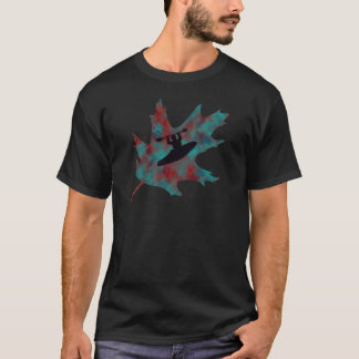 Kayak Yaking Oaks T-Shirt