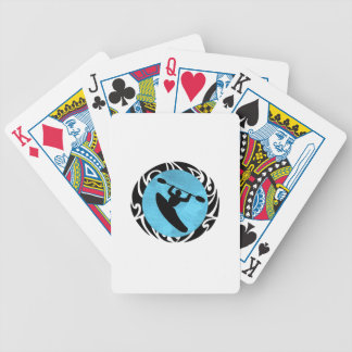 KAYAK ZONED BICYCLE PLAYING CARDS
