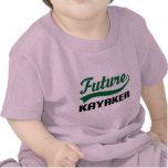 Kayaker (futuro) camisetas