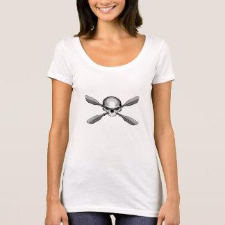 Kayaker Skull T-Shirt