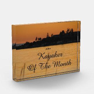 Kayakers Award