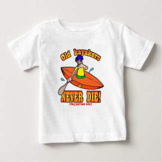 Kayakers Baby T-Shirt