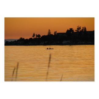 Kayakers Business Card