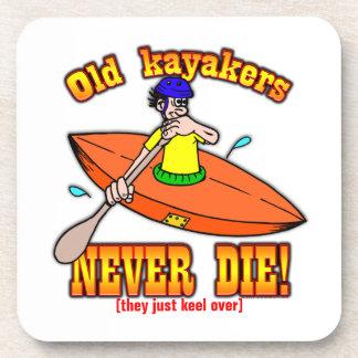 Kayakers Beverage Coaster