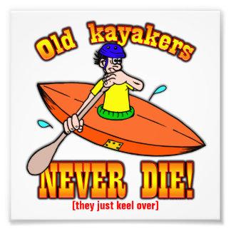 Kayakers Fotografía