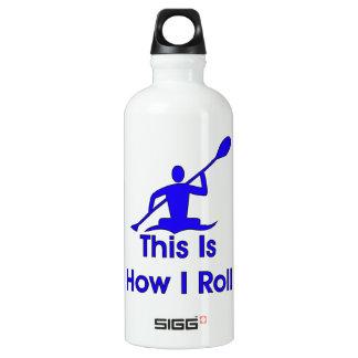 Kayaking Aluminum Water Bottle