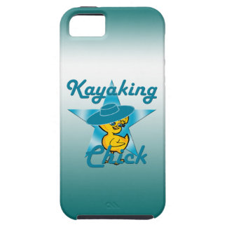 Kayaking Chick #7 iPhone SE/5/5s Case