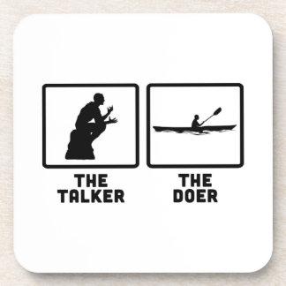 Kayaking Drink Coaster