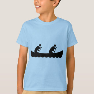 Kayaking couple T-Shirt