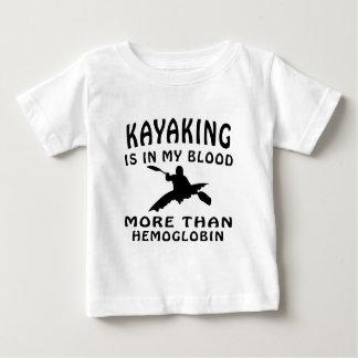 Kayaking Design T Shirt