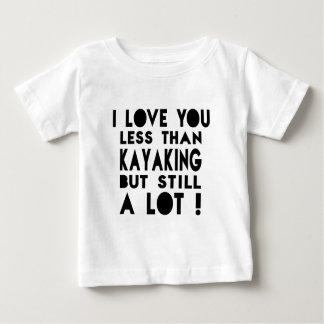 Kayaking Designs T Shirt