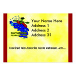 Kayaking Fearless Fun Gifts Large Business Cards (Pack Of 100)