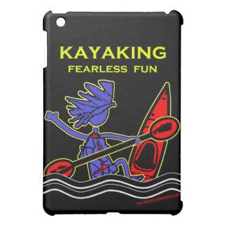 Kayaking Fearless Fun iPad Mini Cover