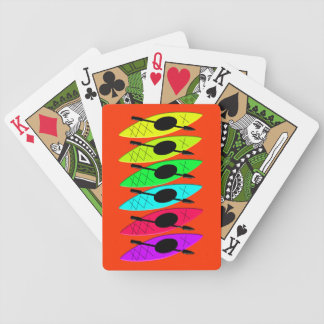 Kayaking Gifts for Kayak Lovers Bicycle Playing Cards