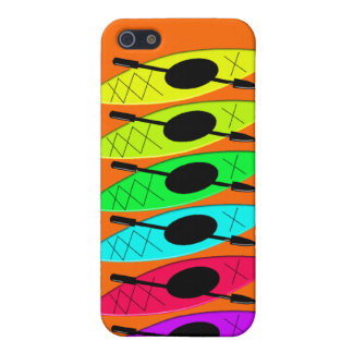 Kayaking Gifts for Kayak Lovers iPhone SE/5/5s Cover