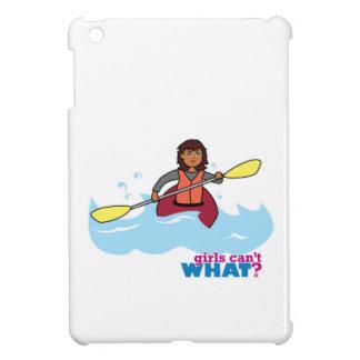 Kayaking Girl iPad Mini Covers