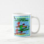 Kayaking Good For The Soul Mug
