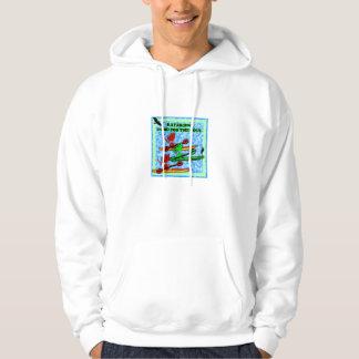 Kayaking Good For The Soul Sweatshirt