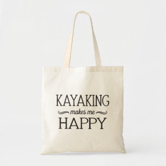 Kayaking Happy Bag - Assorted Styles & Colors