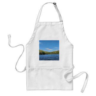 Kayaking Hidden Valley Lake Adult Apron