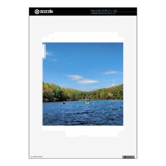 Kayaking Hidden Valley Lake Skin For The iPad 2
