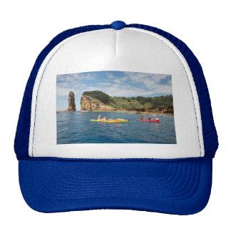 Kayaking in Azores Trucker Hat