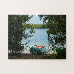 Kayaking in Saint Thomas Puzzle