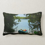Kayaking in St. Thomas US Virgin Islands Lumbar Pillow