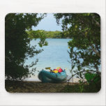 Kayaking in St. Thomas US Virgin Islands Mouse Pad