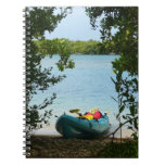 Kayaking in St. Thomas US Virgin Islands Notebook