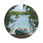 Kayaking in St. Thomas US Virgin Islands Ornament