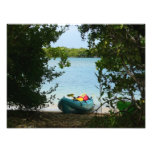 Kayaking in St. Thomas US Virgin Islands Photo Print