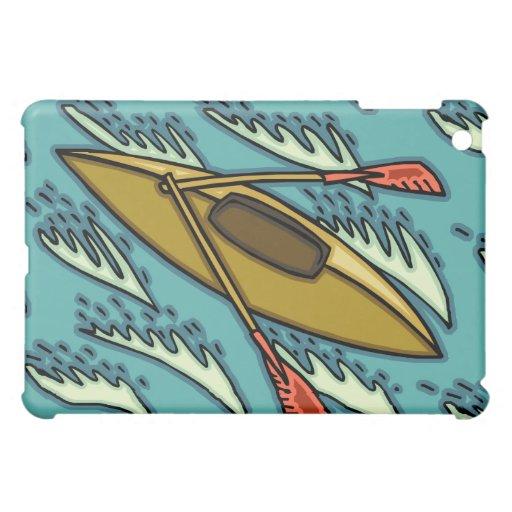 Kayaking iPad Mini Case