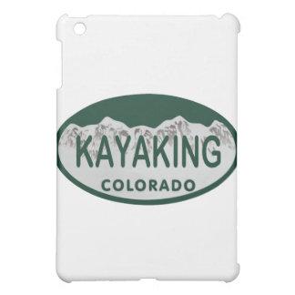 Kayaking license oval iPad mini covers