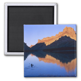 Kayaking on the Colorado River in Spanish Refrigerator Magnets