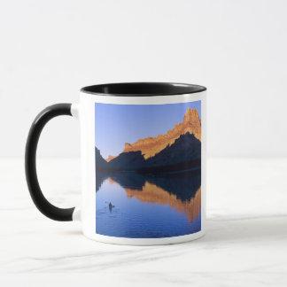Kayaking on the Colorado River in Spanish Mug