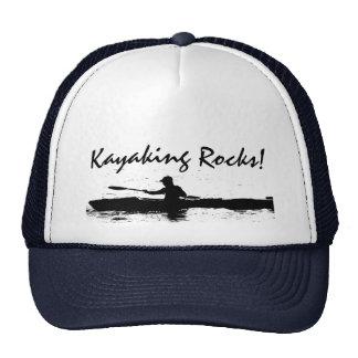 Kayaking Rocks! Hat