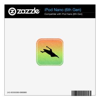 Kayaking Skins For iPod Nano 6G