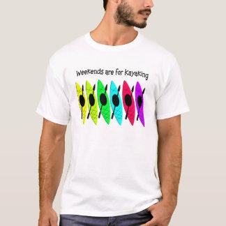 Kayaking T-Shirts and Hats