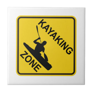 Kayaking Zone Tile