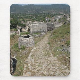 Kayaköy - Levissi - pueblo pintoresco Alfombrilla De Raton