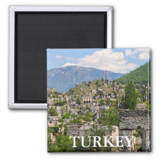 Kayakoy TURKEY Refrigerator Magnet