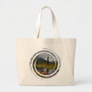 Kayaks at Rest Canvas Bag