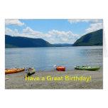 Kayaks Card