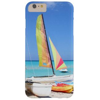 Kayaks, Catamarans And Kayaks| Cuban Beach Barely There iPhone 6 Plus Case
