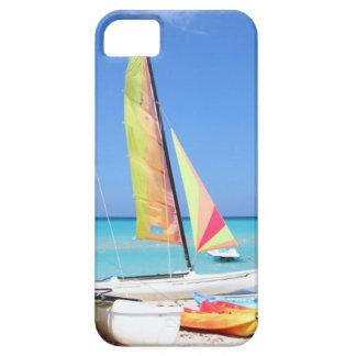Kayaks, Catamarans And Kayaks| Cuban Beach iPhone SE/5/5s Case