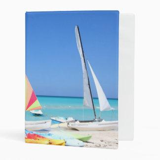 Kayaks, Catamarans And Kayaks| Cuban Beach Mini Binder