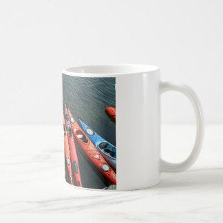 Kayaks! Coffee Mug