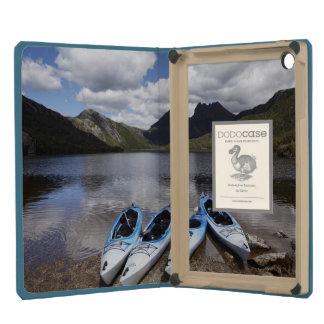 Kayaks Cradle Mountain and Dove Lake Cradle iPad Mini Retina Cases