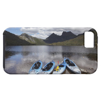 Kayaks Cradle Mountain and Dove Lake Cradle iPhone 5 Cover